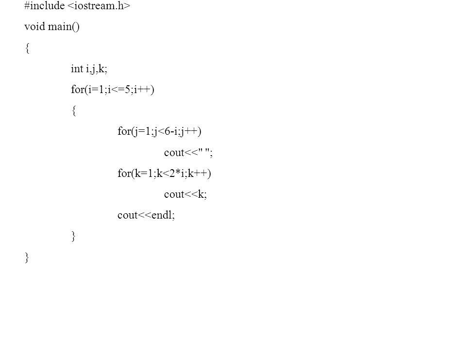 // Fungsi utama int main ( ) { int Bilangan1, Bilangan2; cout >Bilangan1; cout >Bilangan2; // menampilkan nilai awal cout<< Keadaan awal <<endl; cout<< Bilangan ke 1 : <<Bilangan1<<endl; cout<< Bilangan ke 2 : <<Bilangan2<<endl; cout<<endl; // memanggil fungsi TukarBilangan TukarBilangan(Bilangan1,Bilangan2); // menampilkan nilai akhir cout<< Keadaan akhir <<endl; cout<< Bilangan ke 1 : <<Bilangan1<<endl; cout<< Bilangan ke 2 : <<Bilangan2<<endl; cout<<endl; return 0; }