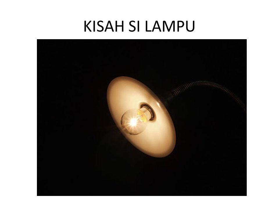 KISAH SI LAMPU