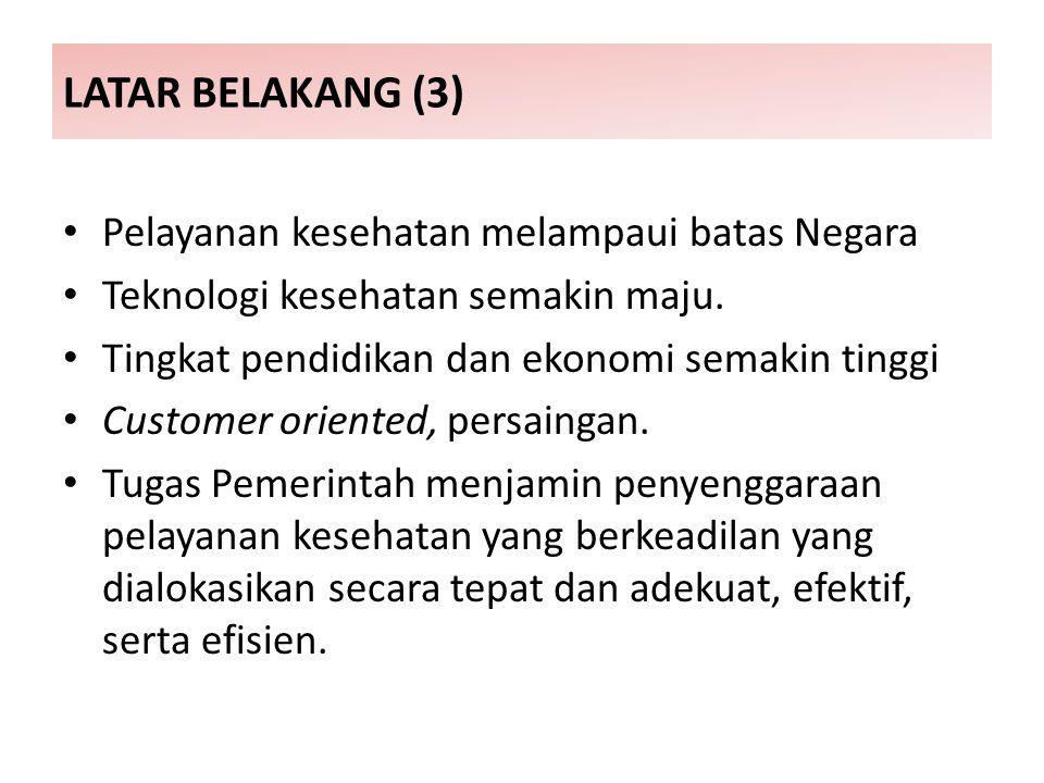 MANFAAT PENELITIAN (1) : 1.