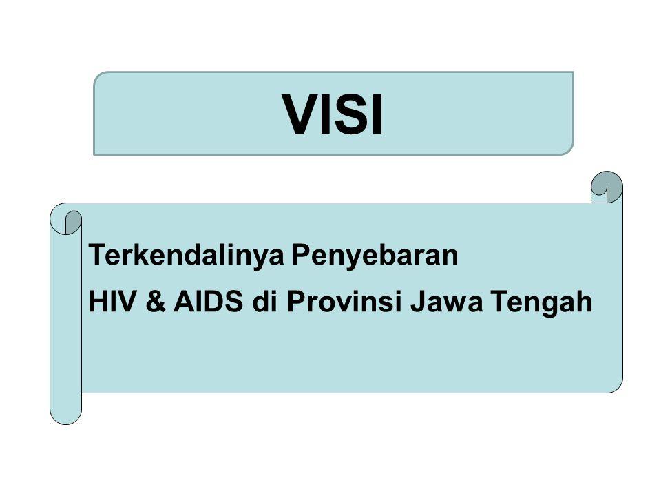 1.Meningkatkan akses dan kualitas pelayanan kesehatan bagi orang yang terinfeksi HIV & AIDS.