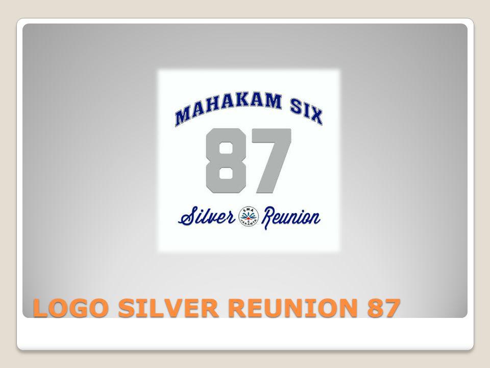 LOGO SILVER REUNION 87
