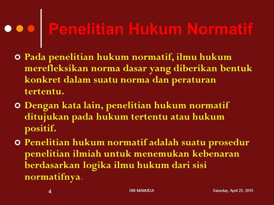 PENELITIAN KUANTITATIF PENELITIAN KUALITATIF Menuntut besar sampel minimal 4.