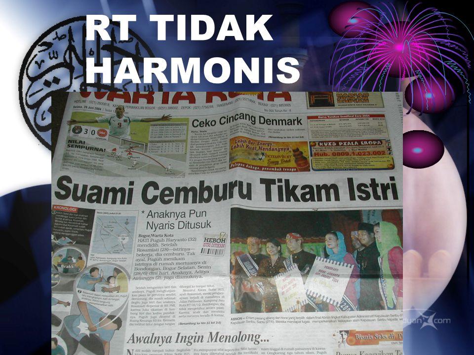 REALITAS SOSIAL INDONESIA