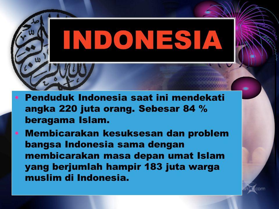 INDONESIA TANAH AIR KU بسم الله الرحمن الرحيم