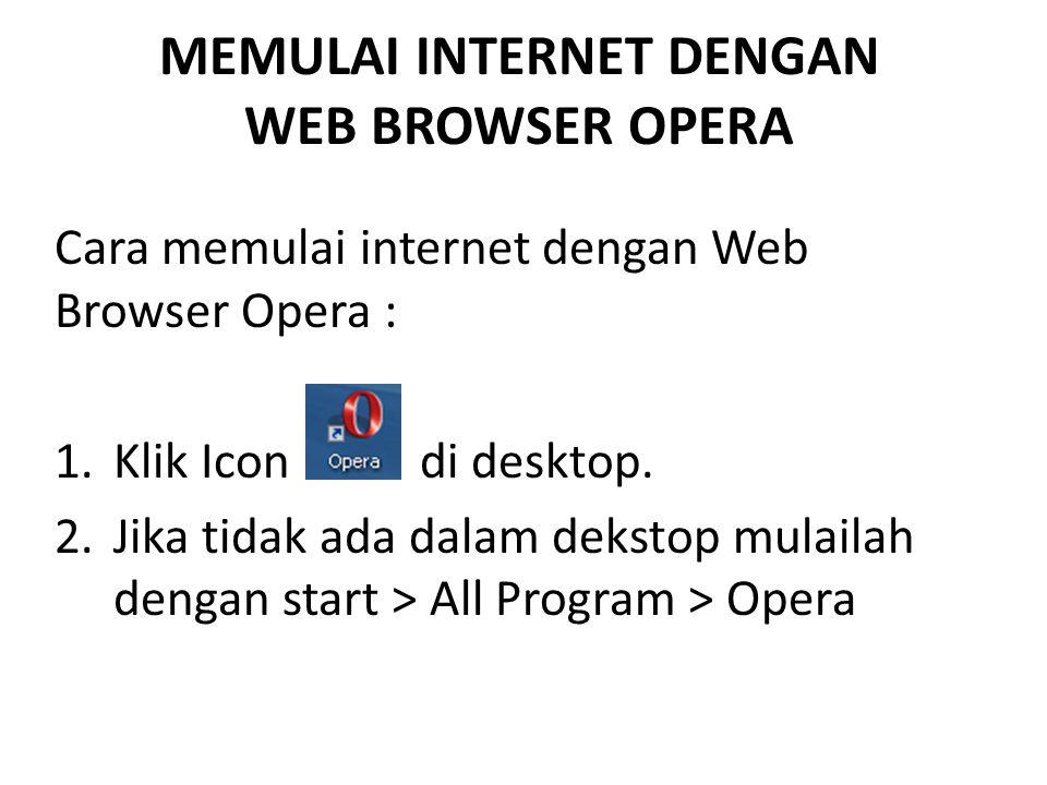 Address BarNew Tab Halaman web yang dibuka Search engine googleMenu Bar Title Window Satus Bar Workspace