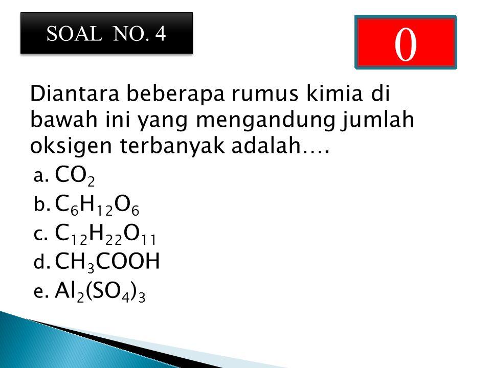 Dalam molekul urea, CO(NH 2 ) 2 terdapat…. a. 8 atom b.