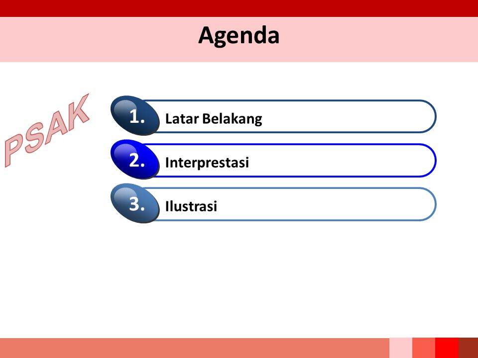 Agenda Latar Belakang 1. Interprestasi 2. Ilustrasi 3.