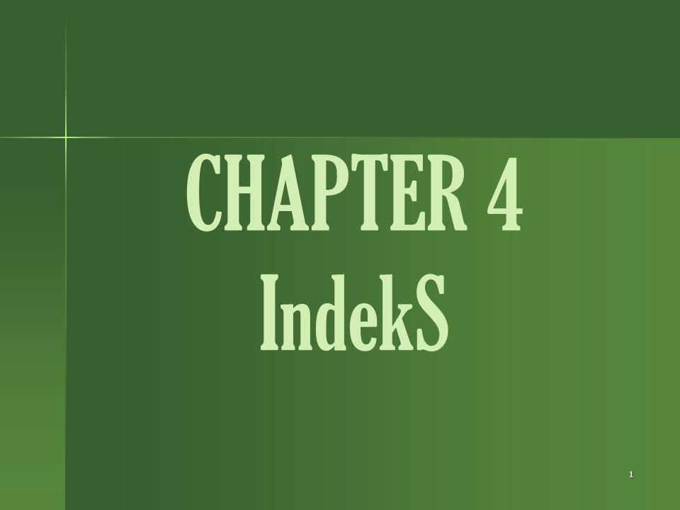 1 CHAPTER 4 IndekS
