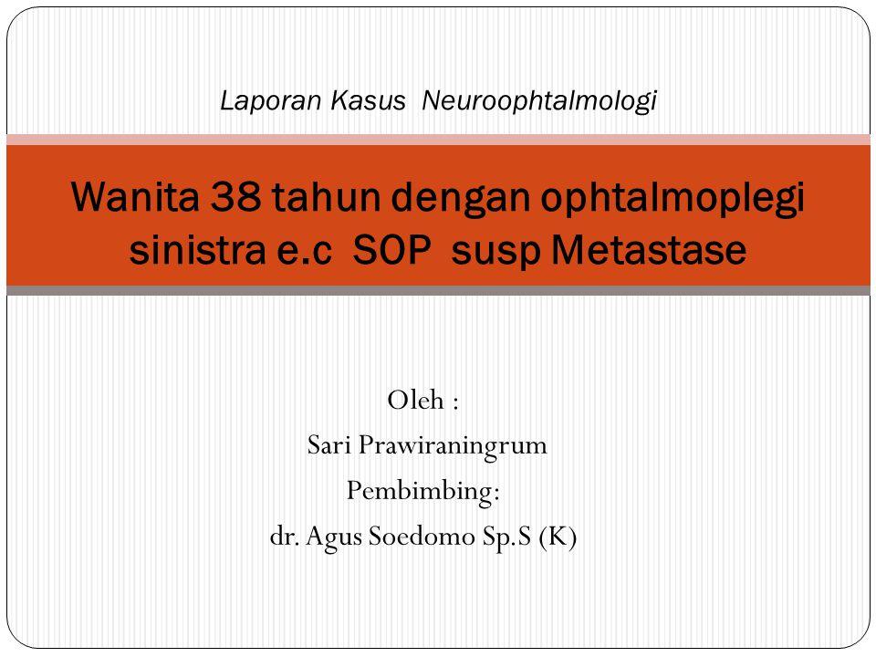 C.STATUS NEUROLOGIS 1. Kesan Umum dan Fungsi Luhur a.