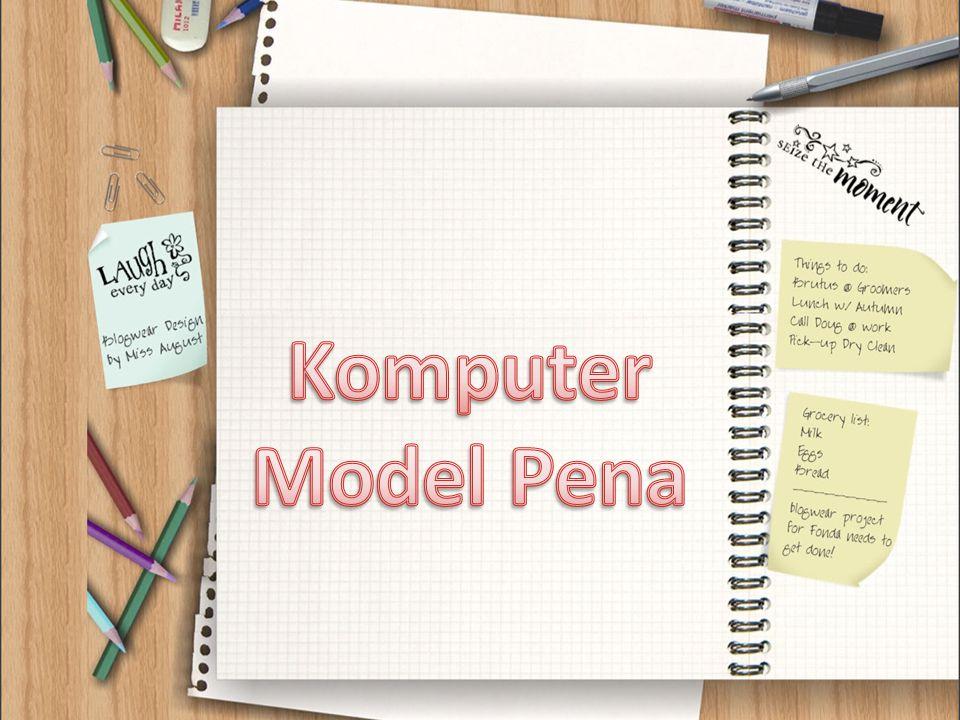 Anda pasti sulit untuk mempercayai bentuk dan model dari pena komputer Boleh percaya dan boleh juga tidak?.