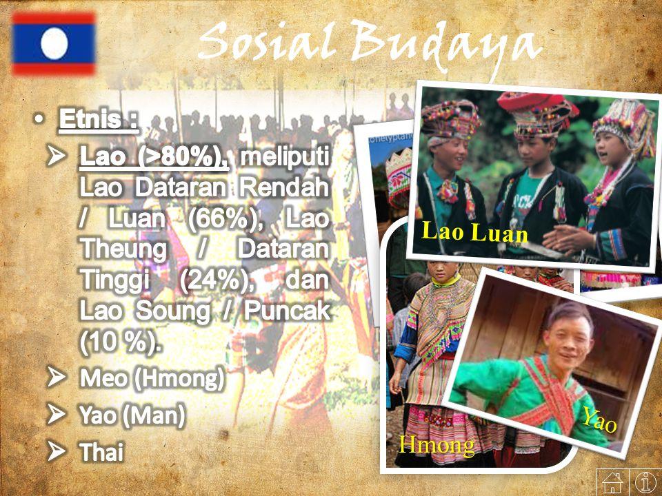 Lao Theung Hmong Lao Luan Yao