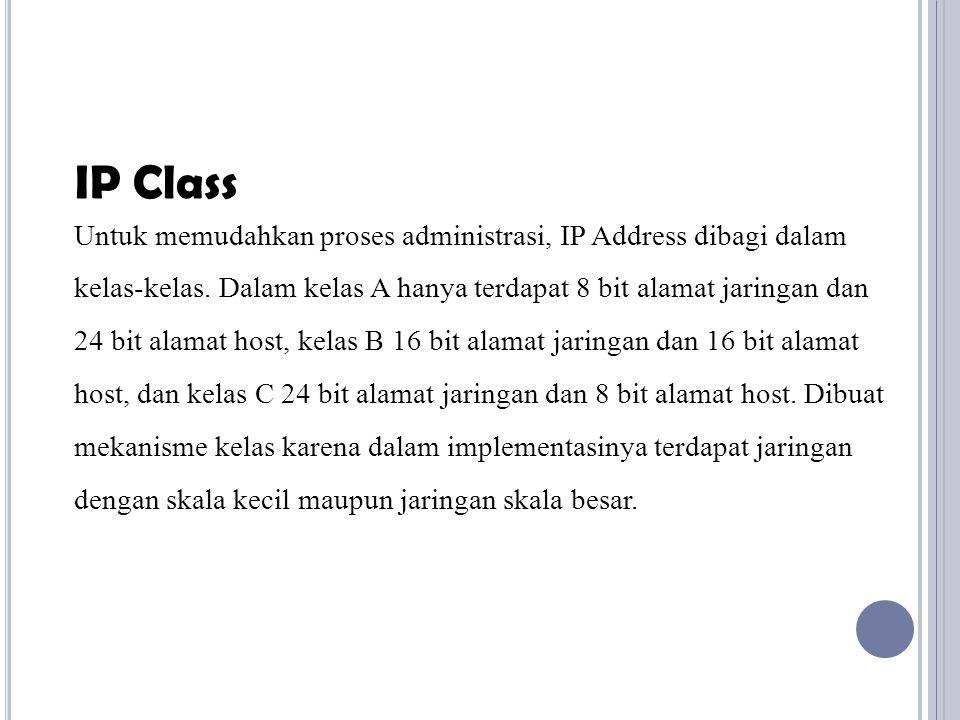 Next.. Kelas IP