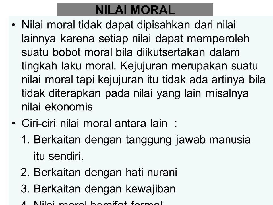 MORAL & HUKUM Keeratan hubungan antara Hukum dan moral antara lain : Setiap hukum membutuhkan moral.