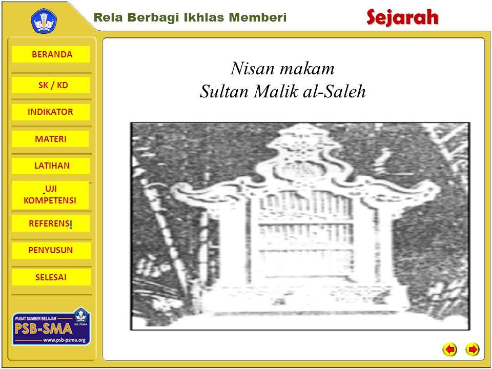 BERANDA SK / KD INDIKATORSejarah Rela Berbagi Ikhlas Memberi MATERI LATIHAN UJI KOMPETENSI REFERENSI PENYUSUN SELESAI Babad Tanah Jawi Isi kitab ini menceritakan kerajaan- Kerajaan di Jawa, sejak kerajaan Hindu- Budha sampai kerajaan Islam