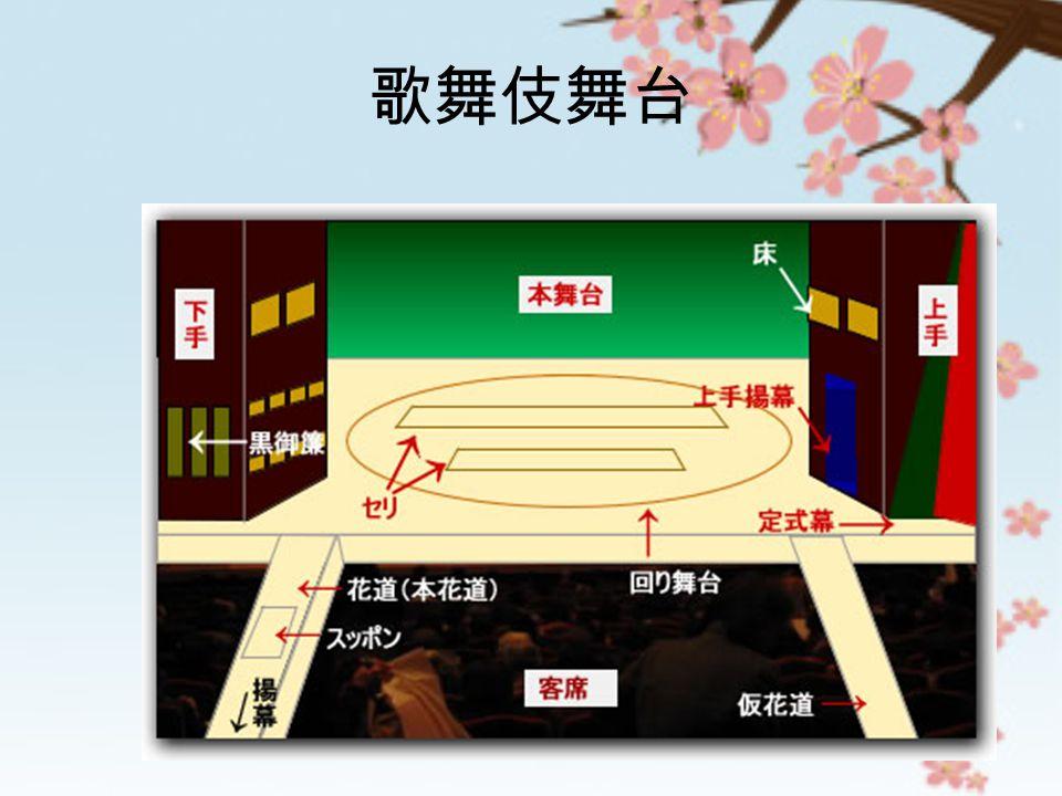 歌舞伎舞台