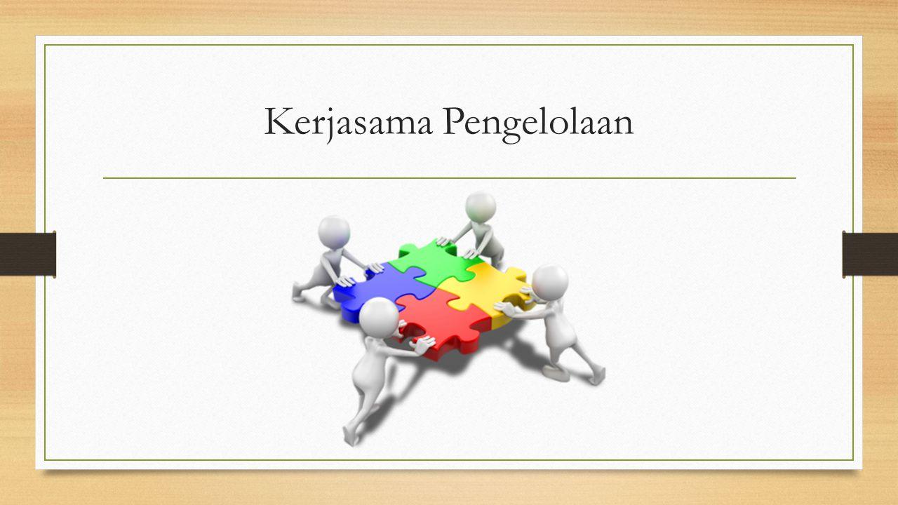 Kerjasama Pengelolaan