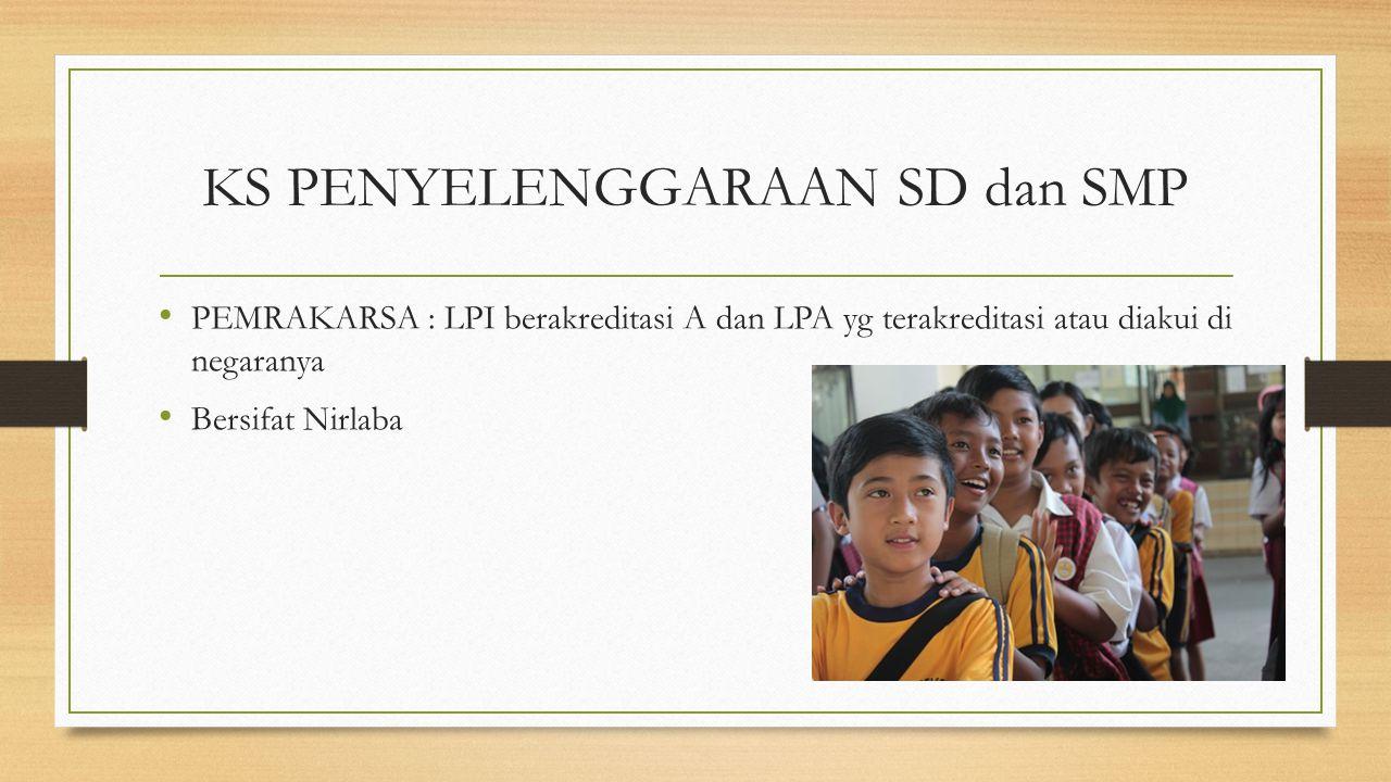 PENILAIAN (Pasal 13) Menerapkan standar yg diperkaya dengan standar negara lain atau menggunakan standar negara lain Wajib menyelenggarakan UN bagi peserta didik WNI Peserta didik WNA dapat mengikuti UN Soal UN dapat disusun dalam bahasa Inggris kecuali untuk mapel Bahasa Indonesia