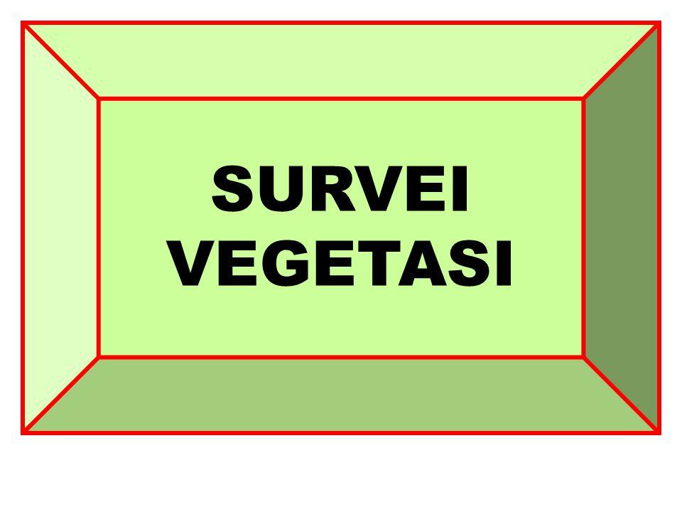 Vegetasi (dari bahasa Inggris: vegetation) dalam ekologi adalah istilah untuk keseluruhan komunitas tumbuhan.