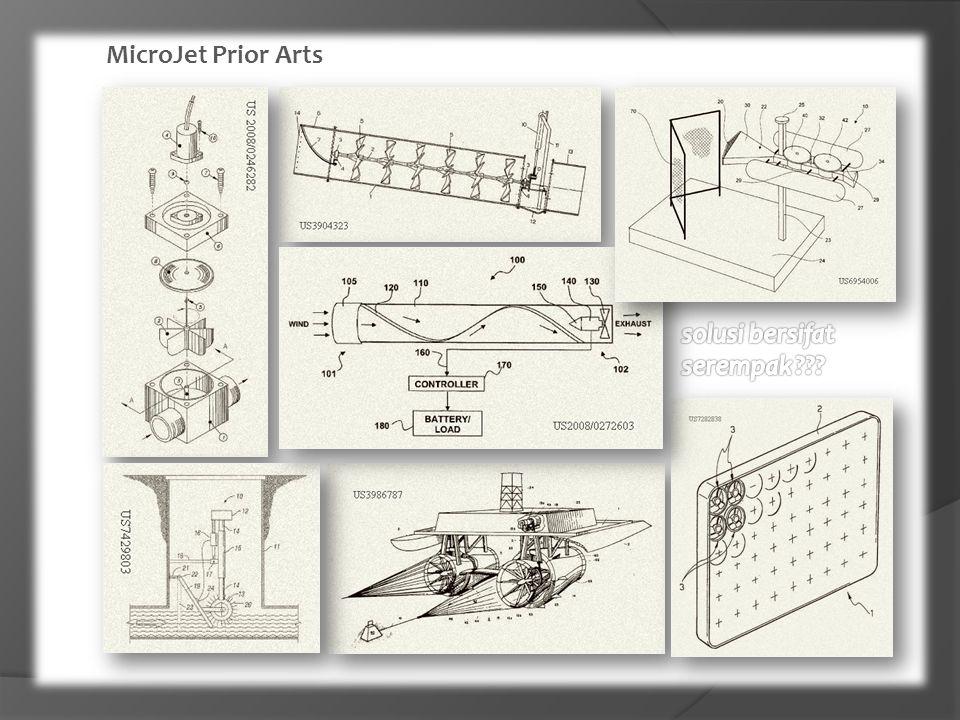 MicroJet Prior Arts