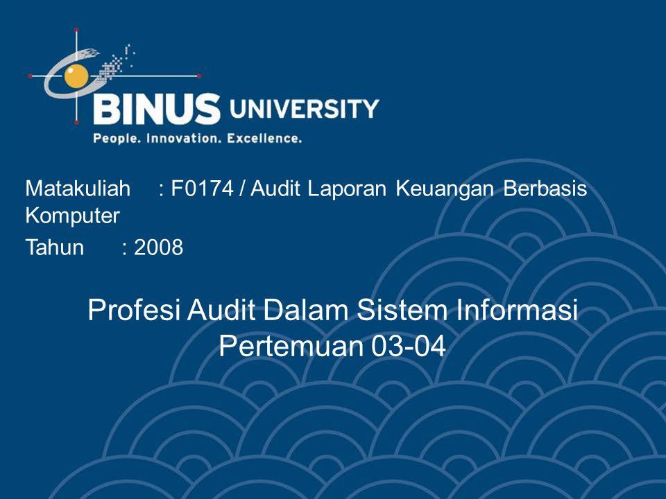 Bina Nusantara Operational Excellence