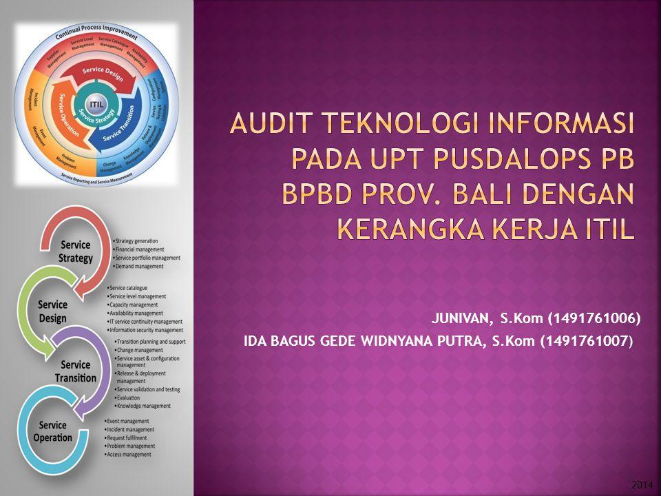  Audit dilakukan melalui observasi terhadap orang-orang, keadaan, atau institusi dalam keadaan yang sebenarnya terjadi.