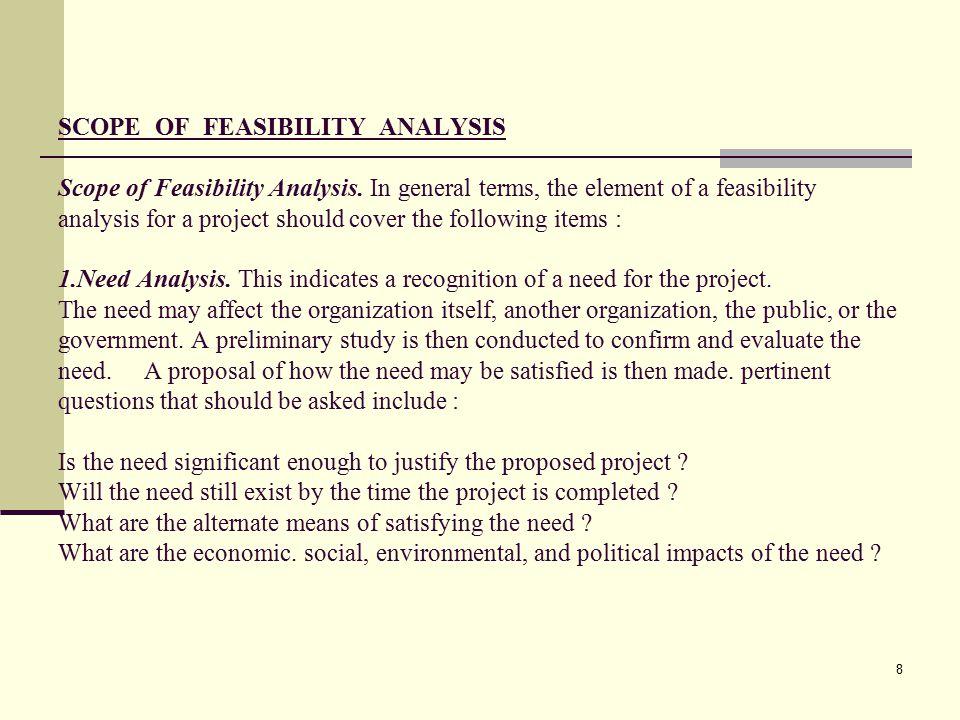 19 Kriteria Investasi : Ada 3 - kriteria dalam menganalisis kelayakan Investasi a.