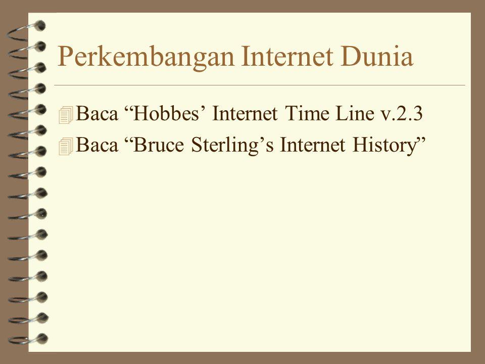 Visi Akses Internet yang terjangkau bagi semua orang