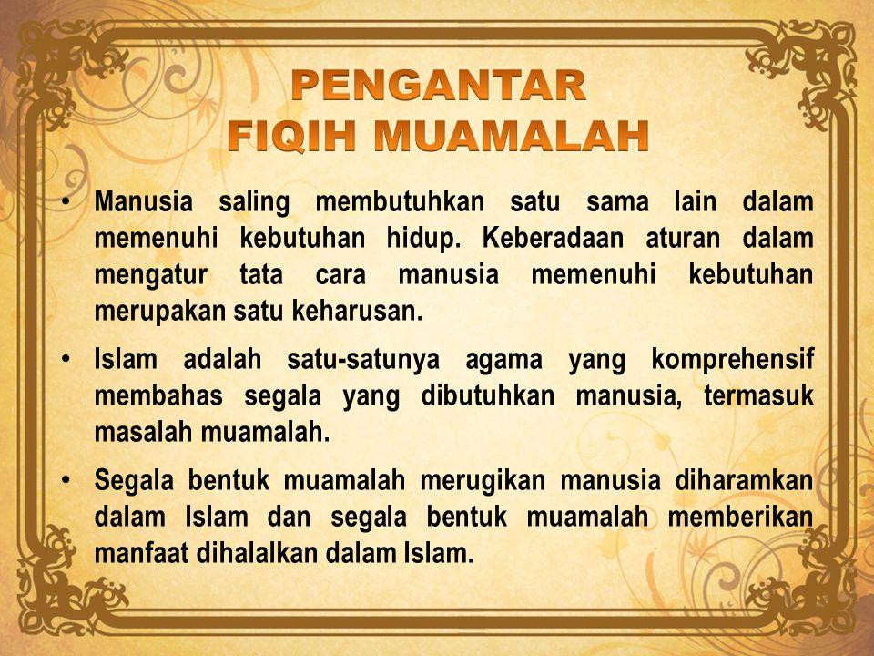 Allah Ta'ala berfirman: يَا أَيُّهَا الرُّسُلُ كُلُوا مِنَ الطَّيِّبَاتِ وَاعْمَلُوا صَالِحًا إِنِّي بِمَا تَعْمَلُونَ عَلِيمٌ Wahai para Rosul.
