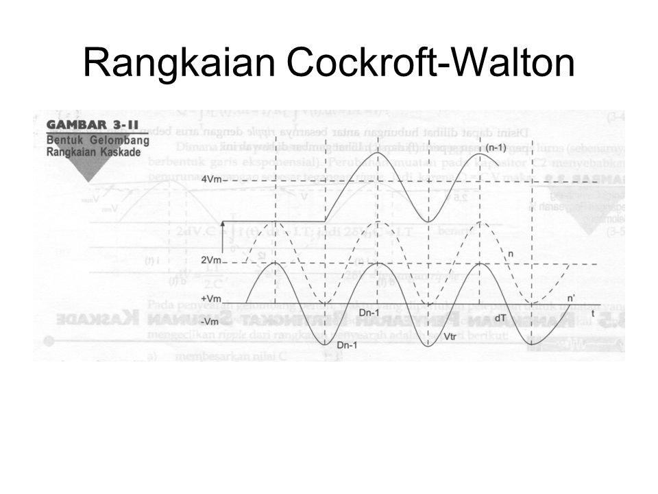 Rangkaian Cockroft-Walton