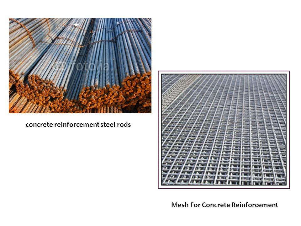 concrete reinforcement steel rods Mesh For Concrete Reinforcement