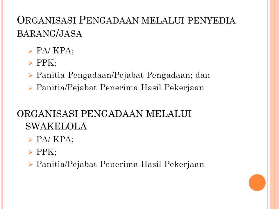 J AMINAN PENGADAAN BARANG / JASA ( PASAL 67)  Jaminan atas Pengadaan Barang /Jasa terdiri atas: Jaminan Penawaran; Jaminan Pelaksanaan; Jaminan Uang Muka; Jaminan Pemeliharaan; dan Jaminan Sanggahan Banding.
