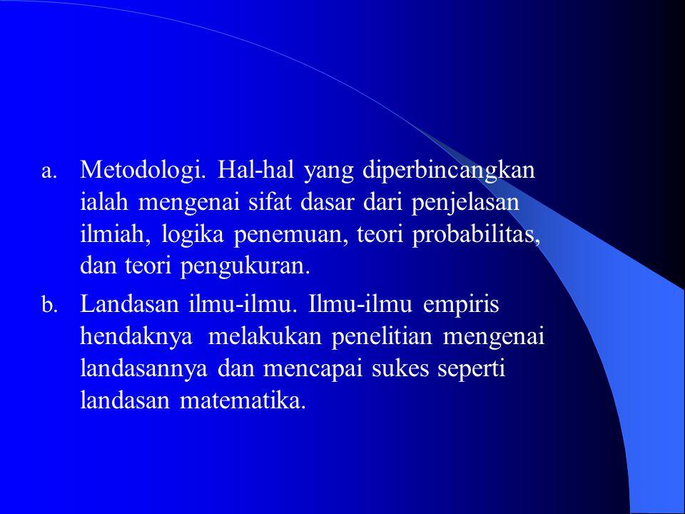 a.Metodologi.