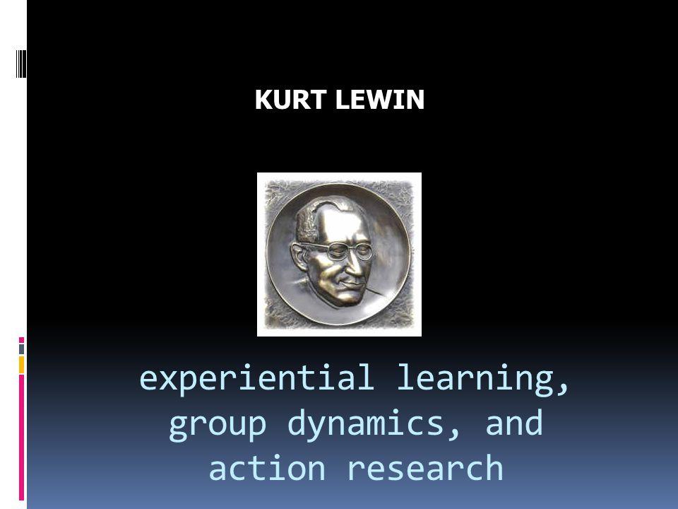 PADA MULANYA  Model Penelitian Tindakan ala Lewin (riset yang pada mulanya untuk memecahkan masalah-masalah sosial) merupakan studi yang signifikan pada bidang prasangka agama dan suku (ras)  Diaplikasikan dalam pendidikan di sekolah