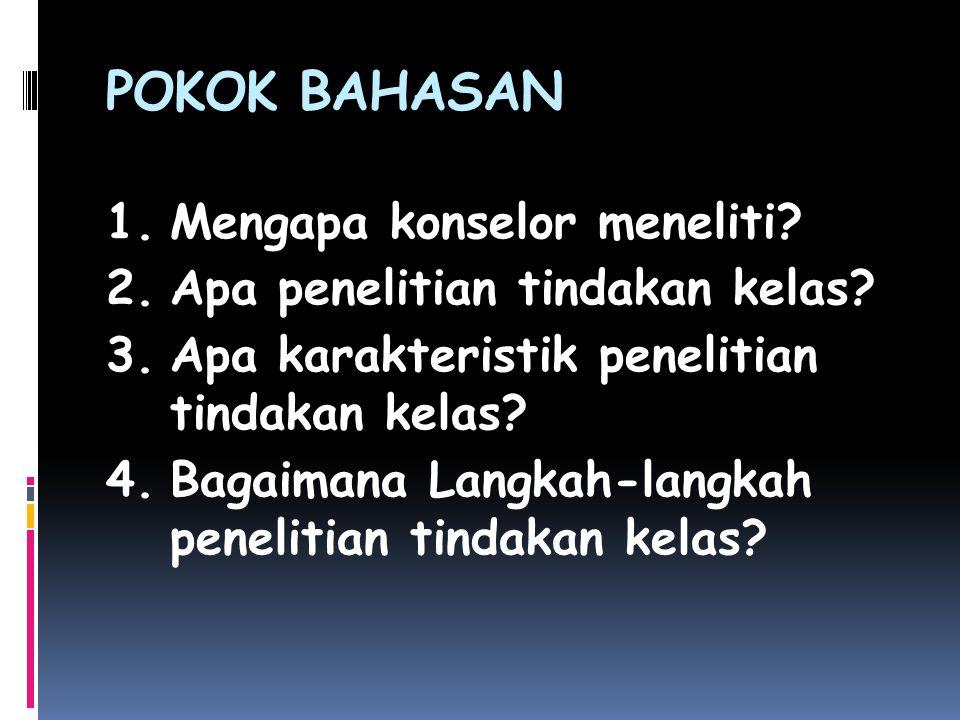 Jika konselor mengalami kesulitan mengidentifikasi masalah, gunakanlah pertanyaan berikut sebagai panduan.