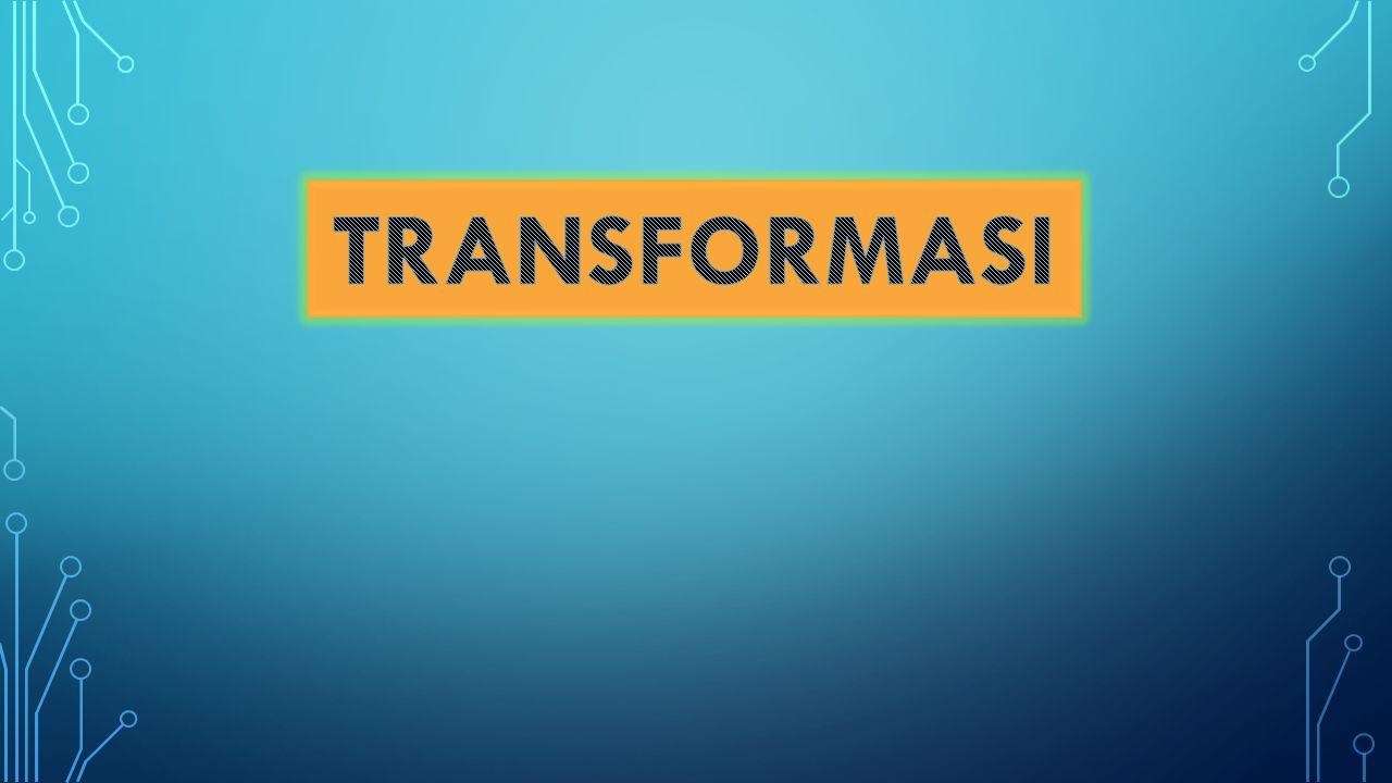 Bagaimana bila kita mentranslasikan sebuah bidang datar ?