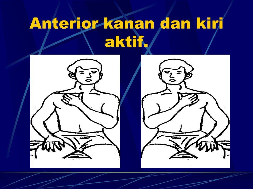 Anterior kanan dan kiri aktif.