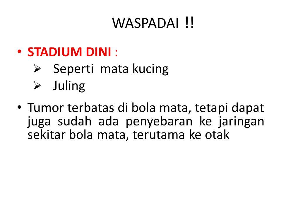 WASPADAI !.