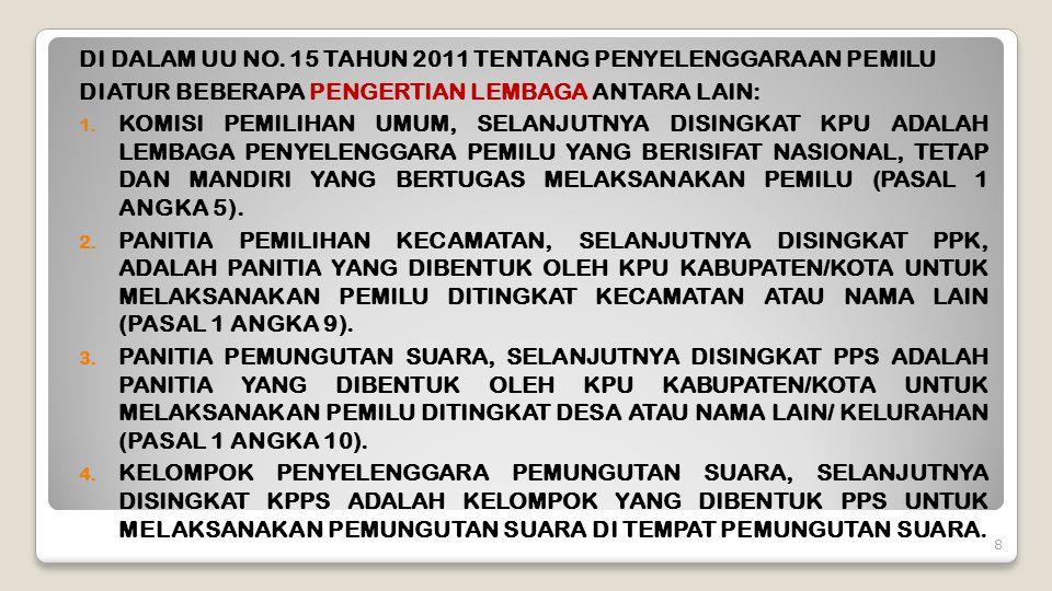Integrated Criminal Justice System (Sistem Peradilan Pidana Terpadu) Penuntut Umum Penyidik Hakim Advocat (Pengacara) LP sebagai fungsi pendukung 7