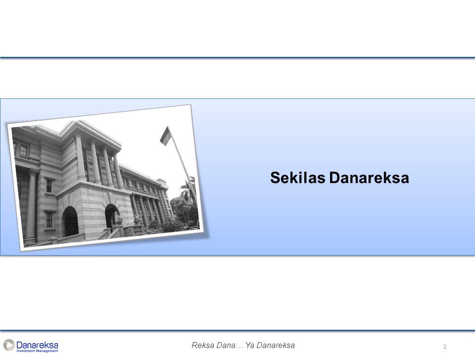 3 PT.Danareksa (Persero) PT. Danareksa Investment Management PT.