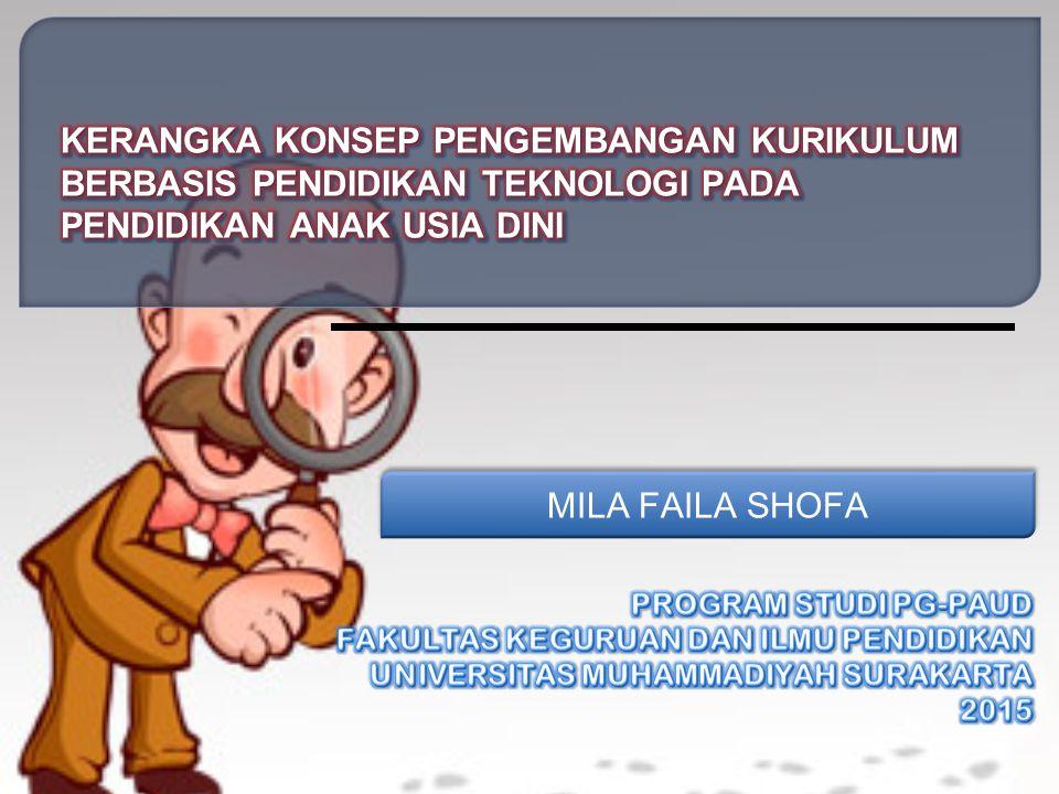 MILA FAILA SHOFA