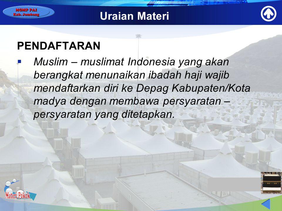 MGMP PAI Kab. Jombang GELOMBANG 2 INDONESIA MADINATUL HUJAJ MADINAH BANDARA KING ABD AZIZ MAKKAH MINA MUZDALIFAH ARAFAH MADINAH