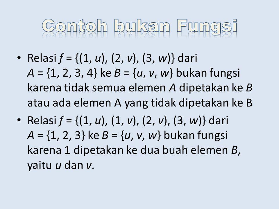 2.Fungsi modulo Misalkan a adalah sembarang bilangan bulat dan m adalah bilangan bulat positif.