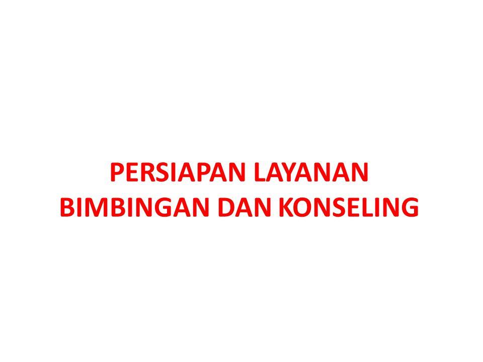 PENYUSUNAN RPL RPL (Rencana Pelaksanaan Layanan) Berisi informasi/gambaran kegiatan layanan yang akan dilakukan.