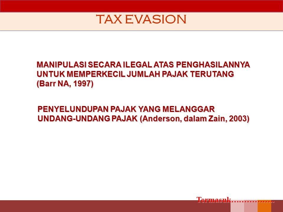 Soal 2 Dalam melakukan tax planning perlu memperhatikan keberadaan hubungan istimewa.