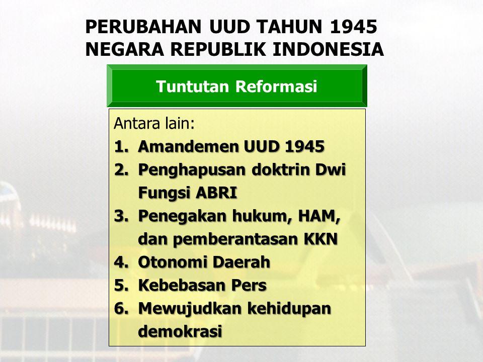 UNDANG UNDANG DASAR NEGARA REPUBLIK INDONESIA TAHUN 1945 UNIVERSITAS JEMBER MATAKULIAH PANCASILA Drs.
