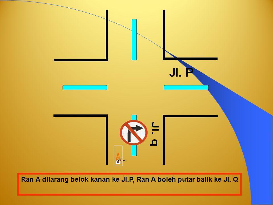 KET : 1. Rambu pendahulu petunjuk jurusan pada persimpangan di depan 2. Rambu petunjuk jurusan ke Surabaya dengan jarak 10 km 3. Masuk batas wilayah k