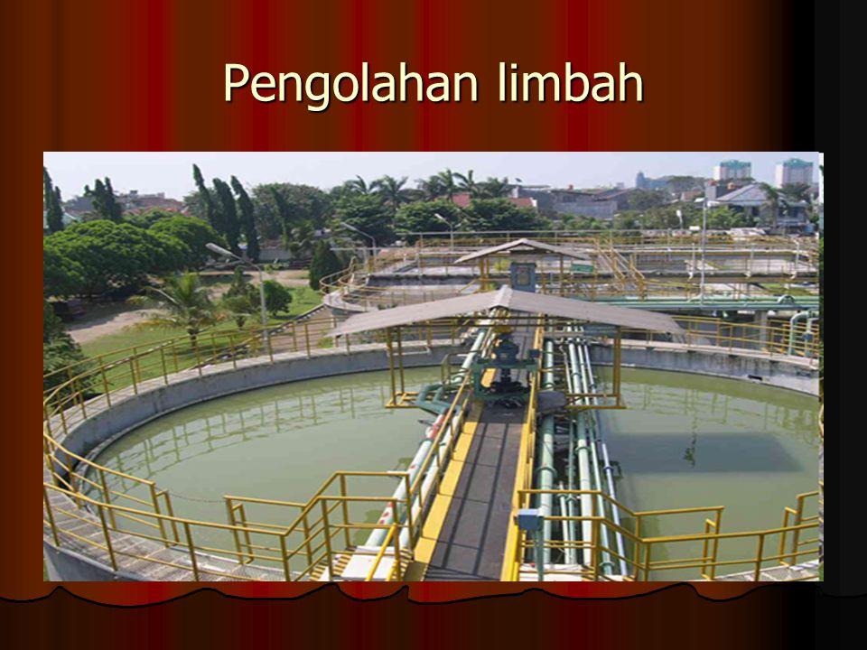 Pengolahan limbah