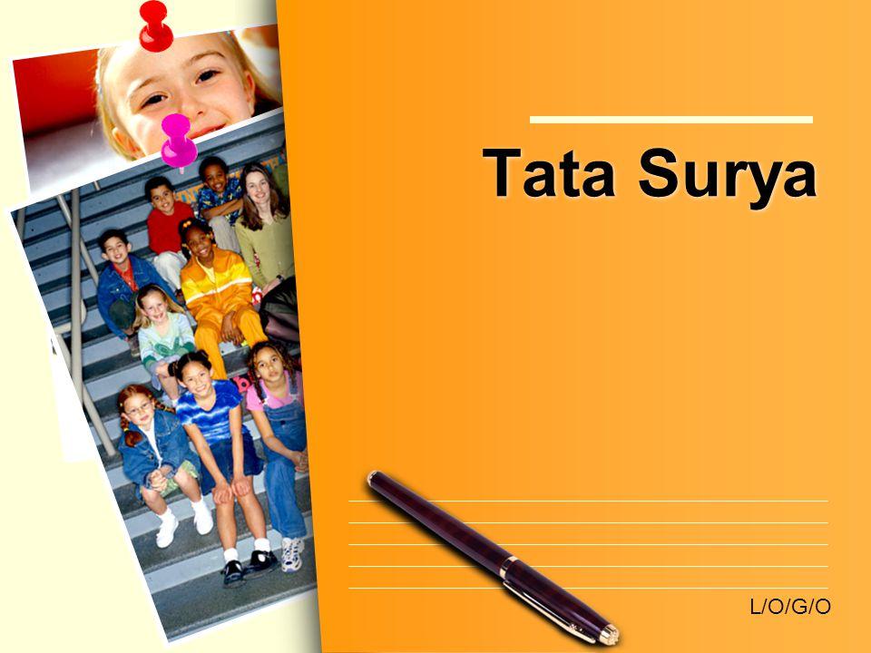 L/O/G/O Tata Surya