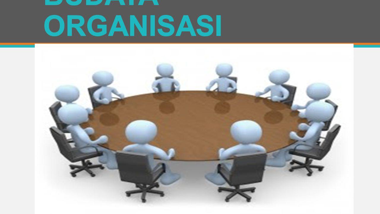 budaya organisasi adalah sistem yang dipercayai dan nilai yang dikembangkan oleh organisasi dimana hal itu menuntun perilaku dari anggota organisasi itu sendiri budaya organisasi adalah cara-cara berpikir, berperasaan dan bereaksi berdasarkan pola-pola tertentu yang ada dalam organisasi atau yang ada pada bagian-bagian organisasi.