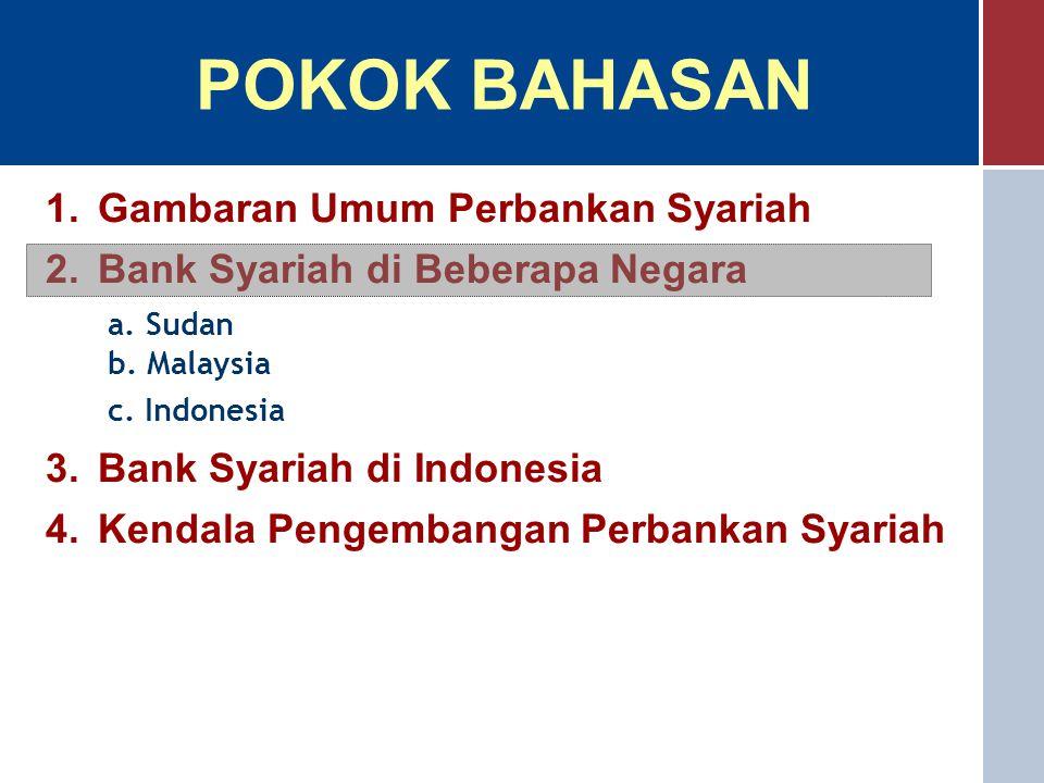 h. Alur Operasi Bank Syariah Wadiah Yad Dhamanah Mudharabah Mutlaqah (Investasi Tdk Terikat) Ijarah, Modal, dll Prinsip Bagi Hasil Prinsip Jual Beli P